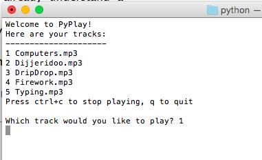 PyPlay