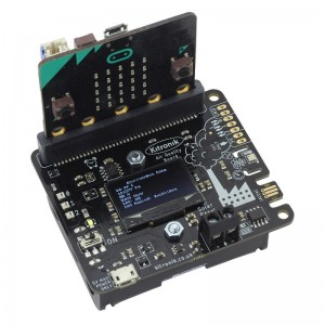Kitronik air quality board for micro:bit